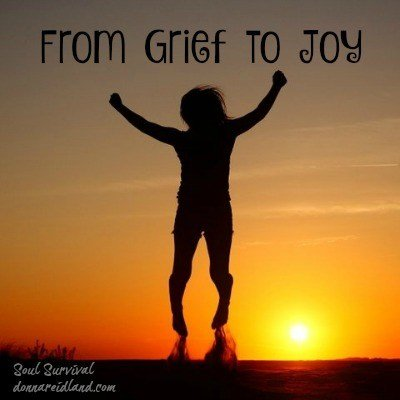Joy Is Possible After Grief